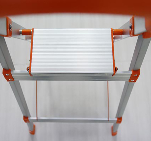 Thang nhôm ghế 3 bậc xếp gọn Advindeq ADS703-9
