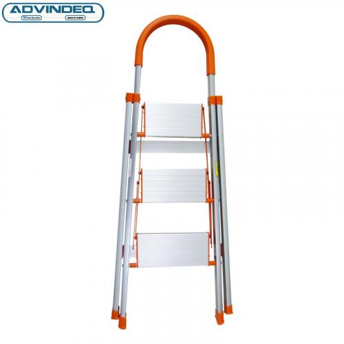 Thang nhôm ghế 3 bậc xếp gọn Advindeq ADS703-7