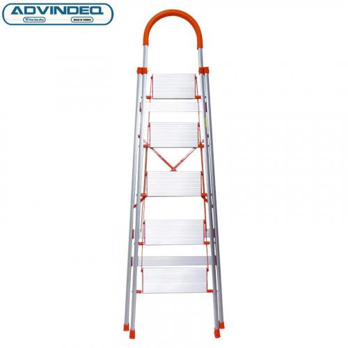 Thang nhôm ghế 5 bậc xếp gọn Advindeq ADS705-2