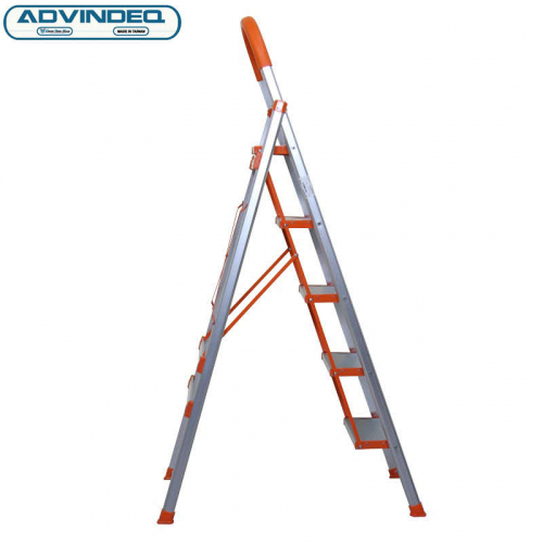 Thang nhôm ghế 5 bậc xếp gọn Advindeq ADS705-1