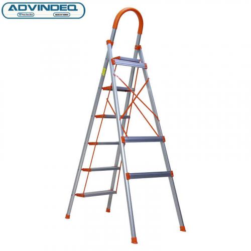 Thang nhôm ghế 6 bậc xếp gọn Advindeq ADS706-1