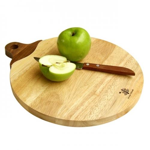 Thớt quả táo nhỏ Gỗ Đức Thành 00831