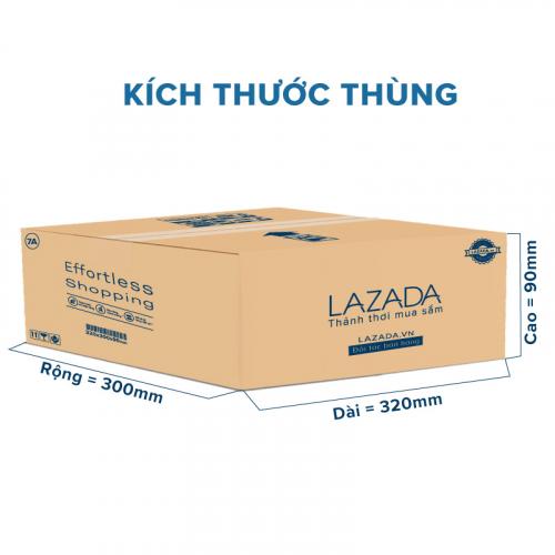 Thùng Carton gói hàng kích thước 320x300x90mm-6