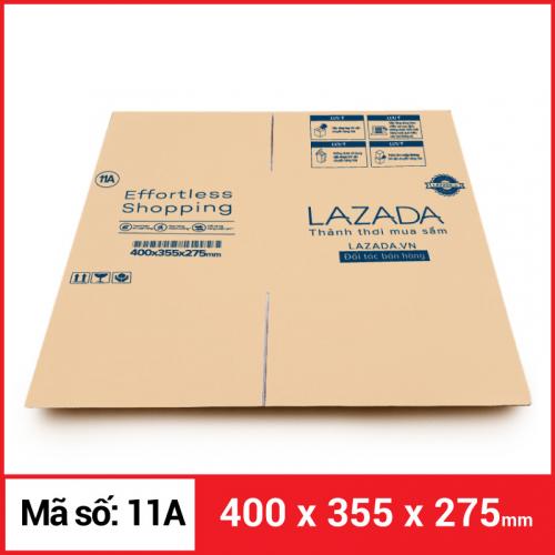 Thùng Carton gói hàng kích thước 400x355x275mm-1