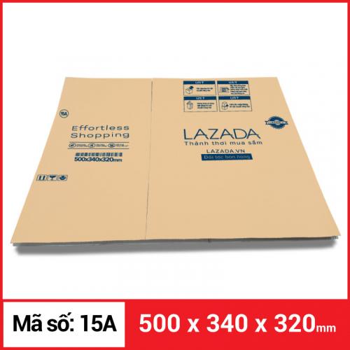 Thùng Carton gói hàng kích thước 500x340x320mm-2