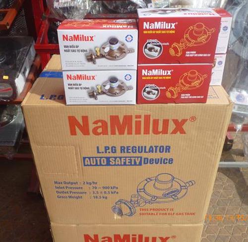 Van điều áp ngắt gas tự động Namilux NA-337S/1-1