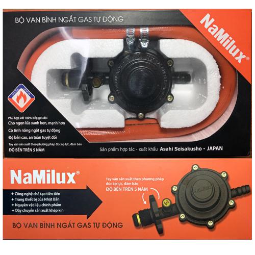 Van điều áp ngắt gas tự động Namilux NA-345S-VN
