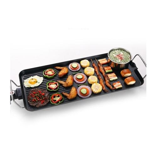 Vỉ nướng điện đa năng Electric Barbecue Plate DS-6048 ( Loại lớn )