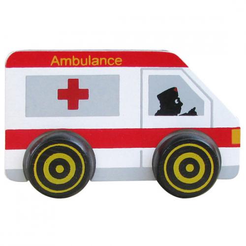Xe cứu thương Winwintoys 64282