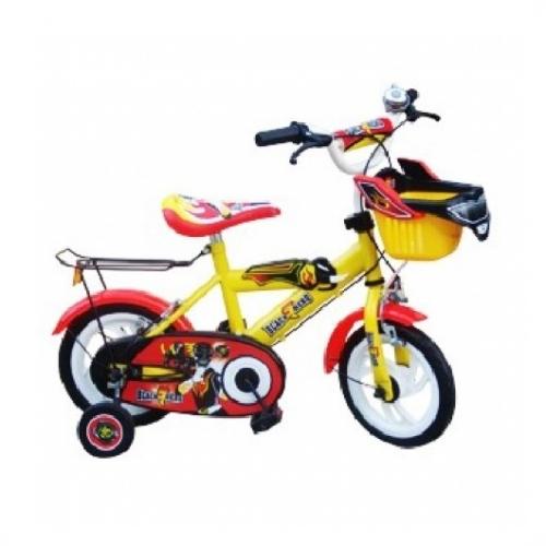 Xe đạp trẻ em - 12 inch - M1251-X2B (Số 63 - Siêu Nhân Đen)-1