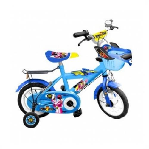 Xe đạp trẻ em - 12 inch - M1255-X2B (Số 65 - Siêu Nhân Hồng)-1