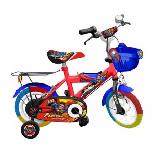 Xe đạp trẻ em - 12 inch - M1259-X2B-3M (Số 67 - Superman K.2 - BX3M)