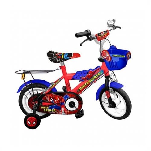 Xe đạp trẻ em - 12 inch - M1273-X2B (Số 68 - Spiderman)