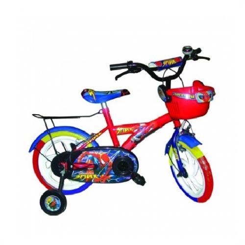Xe đạp trẻ em - 12 inch - M1275-X2B-3M (Số 69 - Spiderman K2 - BX3M)