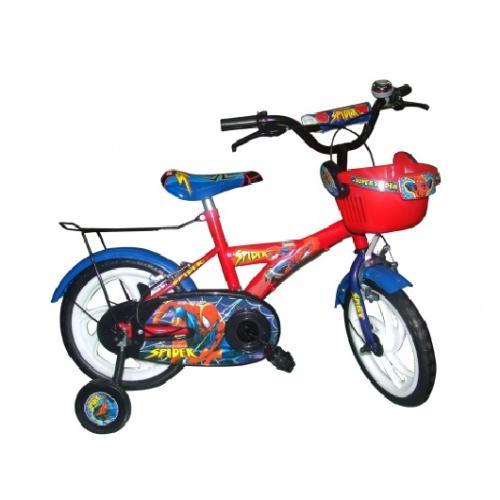 Xe đạp trẻ em - 12 inch - M1275-X2B (Số 69 - Spiderman K2)-1