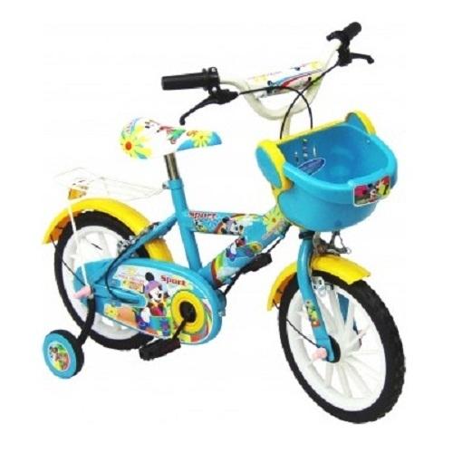 Xe đạp trẻ em - 12 inch - M782-X2B (Số 27 - Con Chuột)