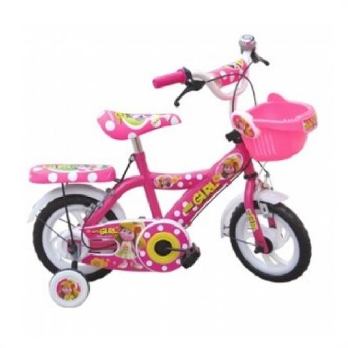 Xe đạp trẻ em - 12 inch - M970-X2B (Số 53 - Girl)