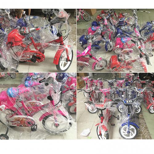 Xe đạp trẻ em 2 bánh Nhựa Chợ Lớn 12 INCH 71 | M1379-X2B-4
