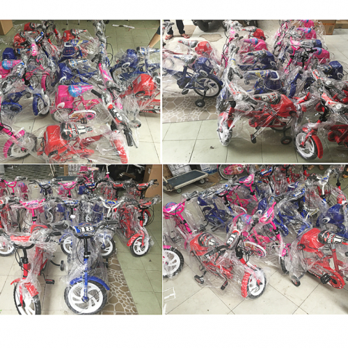 Xe đạp trẻ em 2 bánh Nhựa Chợ Lớn 12 INCH 73   M1395-X2B-3