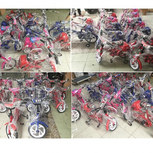 Xe đạp trẻ em 2 bánh Nhựa Chợ Lớn 12 INCH 93 | M1685-X2B-1