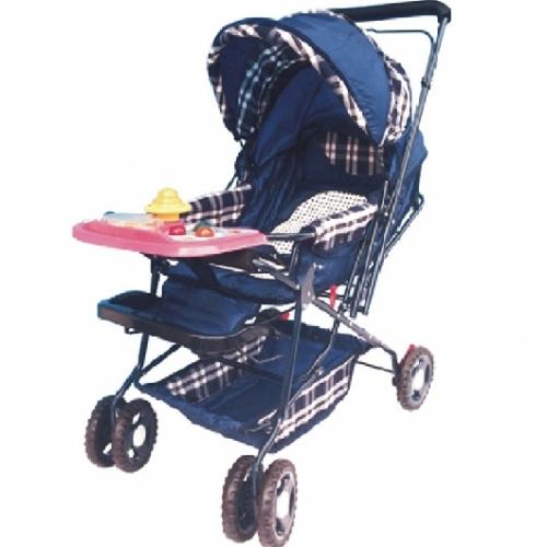 Xe đẩy em bé - M517B-XĐB (Số 4 - Có Nhạc)-1