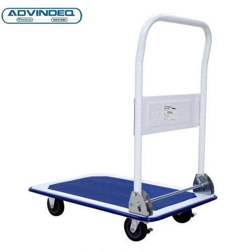 Xe đẩy hàng 4 bánh sàn thép ADVINDEQ TL-150-2