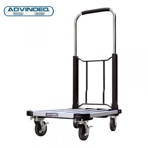 Xe Đẩy Hàng 4 Bánh Siêu Rút Gọn ADVINDEQ HT-150A-2