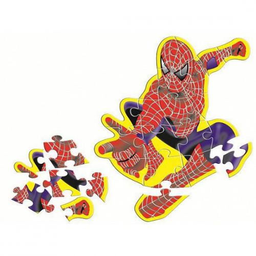 Xếp hình người nhện Winwintoys 60462