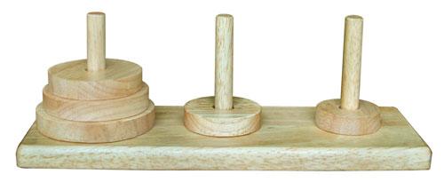 Xếp hình tháp Winwintoys 60451-1