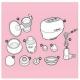 Máy hút sữa Unimom K-Pop -Eco UM871098-2