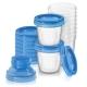 Cốc trữ sữa VIA Philips Avent SCF618.10-1