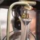 Bếp gas đơn mặt kiếng Sakura SA-300G-1