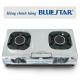 Bếp gas hồng ngoại khung inox Bluestar NS-720C-4