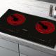Bếp hồng ngoại đôi cảm ứng KAFF KF-FL101CC-2