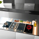 Bếp hồng ngoại đơn âm cảm ứng DOMINO KAFF KF-330c-4