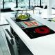 Bếp hồng ngoại đơn âm cảm ứng DOMINO KAFF KF-330c-3