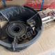 Bếp khè gas công nghiệp Euronal 168C - Đen-1