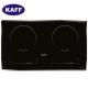 Bếp từ đôi cảm ứng KAFF KF-FL101II-3