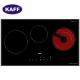 Bếp từ đôi hồng ngoại 3 lò cảm ứng KAFF KF-IC3801-4