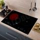 Bếp từ đôi hồng ngoại cảm ứng CHEFS EH-MIX2000A-3