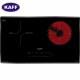 Bếp từ đôi hồng ngoại cảm ứng KAFF HYBRID KF-IH68N-5