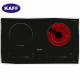 Bếp từ đôi hồng ngoại cảm ứng KAFF KF-FL101IC-5