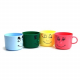 Bộ ca nhựa 4 màu Tashuan TS-3105-6