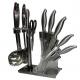 Bộ dao kéo làm bếp 11 món Bass IN.01-004-1