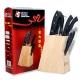 Bộ dao kéo làm bếp 8 món Super Sharp-2