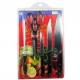 Bộ dao thớt 6 món HMEDI IN.01-012-1