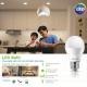 Bóng đèn Philips LED Essential Gen3 7W 3000K E27 A60 - Ánh sáng vàng-6