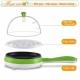 Chảo chiên hấp trứng và thức ăn đa năng-3