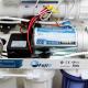 Cốc lọc chặn 10'' đựng lõi Máy lọc nước RO -1