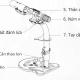 Đèn khò gas Namilux NA-191-4